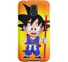 Goku Kid Samsung Galaxy Case/Skin