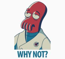 Zoidberg Why Not? by Jaur