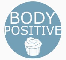 Body Positive (blue) by eclecticjustice
