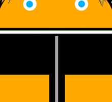Naruto the Android Sticker