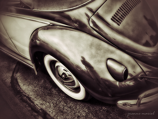 Classic Car 227 by Joanne Mariol