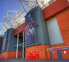 OLD TRAFFORD by MIKESCOTT