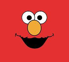 Elmo by ChloeJade