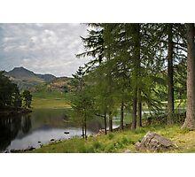 Blea Tarn Lake District National Park Photographic Print