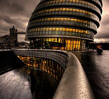 City Hall, London by Chester Tugwell