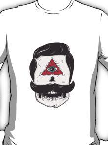 Illuminati Faces T-Shirt