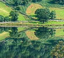 Reflections In Rydal Water by VoluntaryRanger