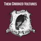 THEM CROOKED VULTURES LOGO by DelightedPeople