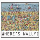Wheres Wally/Waldo? by ChloeJade
