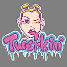 Twerkin' by ghost4hire