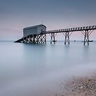 Selsey Life Boat Station by Chester Tugwell