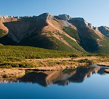 Tatra Mountains Slovakia at Dawn by Nick Jenkins