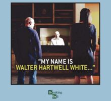 my name is Walter Hartwell White - confession - heisenberg by StefanoSimoni