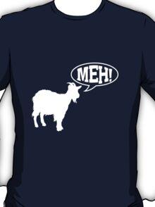 Goat. Meh.  T-Shirt