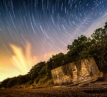 Stary night by Ian Hufton