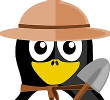 Prospector Penguin by kwg2200