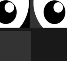 Ninja Penguin Sticker