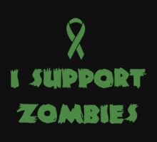 I support zombies by contoured