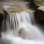 Craigie Gardens Ornamental Waterfall by AyrshireImages