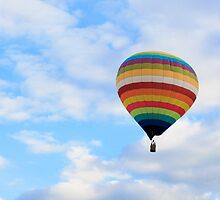 Hot Air Balloon by Hannah Welbourn