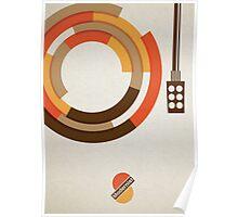 Modernist Vinyl Poster