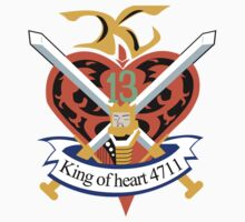 King of heart 4711 by DontStopMeNow
