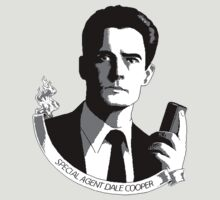 AGENT DALE COOPER by DelightedPeople