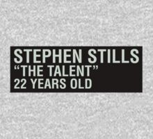 Scott Pilgrim - Stephen Stills' Name Tag by JordanDefty