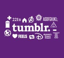 The Life of a Tumblr Fangirl by slitheenplanet