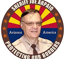 Sheriff Joe Arpaio by morningdance