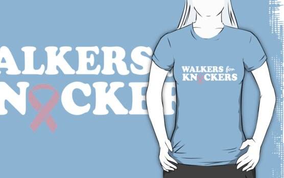 Knockers for Walkers by causes