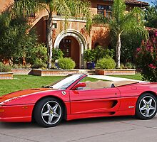 1999 Ferrari F355 Spider III by DaveKoontz