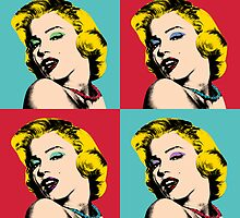 pop art by mark ashkenazi