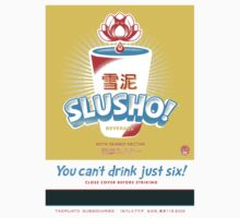 Slusho! by stevedressler