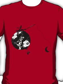 Monsieur Jacques moon's fisherman T-Shirt