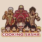 Attack on Titans - Cooking Sasha by RedWaffle