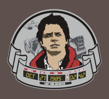 Marty McFly by superedu