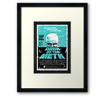 Dawn of Heisenberg Framed Print
