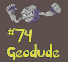 Geodude 74 by Stephen Dwyer