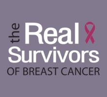 Real Survivors of Breast Cancer by causes