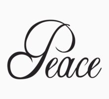 Peace by Style-O-Mat