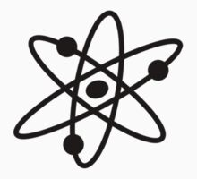 The Big Bang Theory Atom by lukehemmings