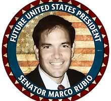 Future President Marco Rubio by morningdance