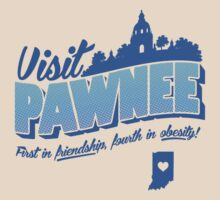 Visit Pawnee by Look Human