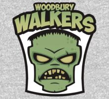 Woodbury Walkers | Walking Dead | Zombies by Trynity Rose