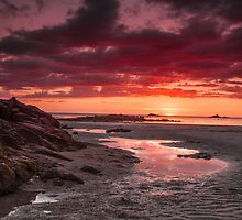 """""""Once Upon A Sunset"""" by Bradley Shawn  Rabon"""