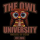 The Owl University 2 by Adamzworld