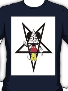MICKEY MOUSE X ILLUMINATI T-Shirt