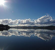 Mirror Image at St Helens by imaginethis
