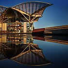 Carousel Reflections by Julie Begg